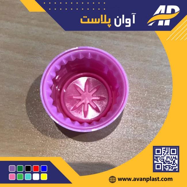 درب بطری آب بند و گاز بند دابل سیل دهانه 28